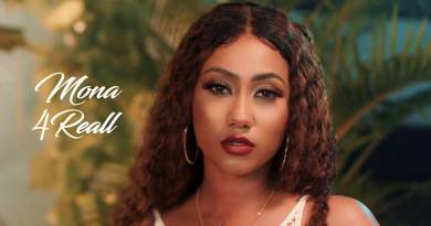 Mona 4Reall premiers Hero Music Video.
