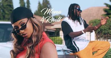 Mona 4Reall featuring Stonebwoy, premiers Hit Official Music Video.