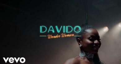 Davido wonder woman music video.