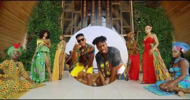 kidi kwesi arthur mr badman music video.