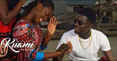 kuami eugene borkor music video.