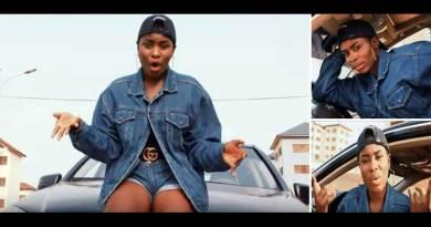 maame yaa jackson ghana kasa music video.