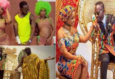 Okyeame Kwameft. Wutah Afriyie – Bra (Come Back) (Official Music Video)