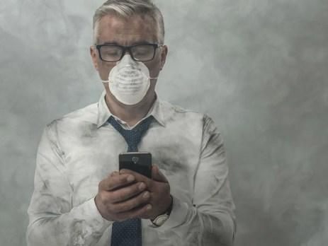 Do respirators work in smoke