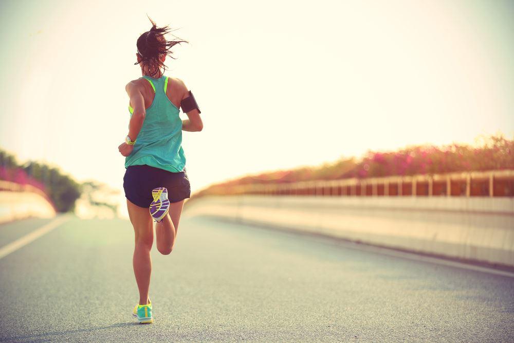 courir bien etre