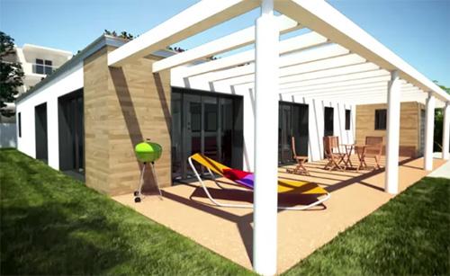 Construire Une Maison A Energie Positive En Beton C Est Possible Bien Construire