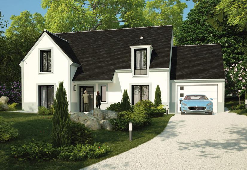 Modèle réalisé par les Maisons Barbey Maillard