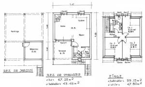 JPL- plans modèle 1