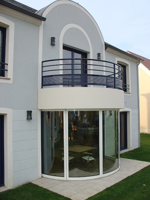 Lumicène avec balcon