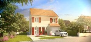 Maison Pierre modèle Grand Nacré