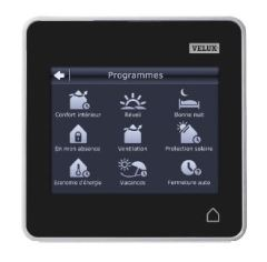 velux integra telecommande