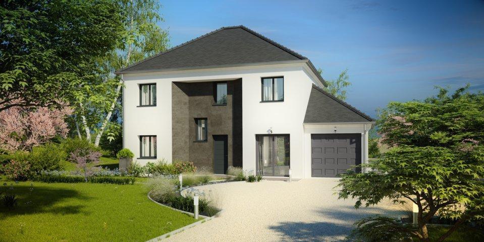 Une maison familiale personnalisable et innovante : le modèle Delias de Maisons Pierre - Bien ...