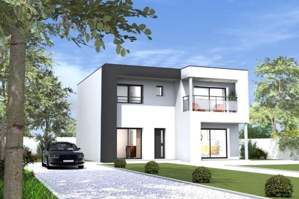 Et Si On Faisait Construire Une Maison A Toit Plat Bien Construire