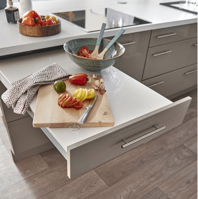 aménagement de la cuisine