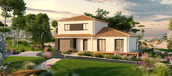 Le modèle Azur de la gamme Confort Plus de Maisons Pierre