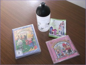 DVD u Flasche