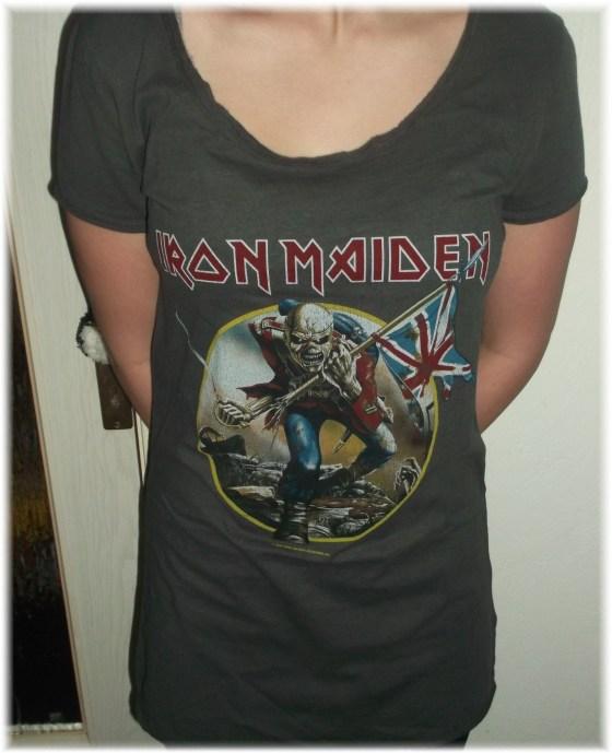 Maiden-T-Shirt