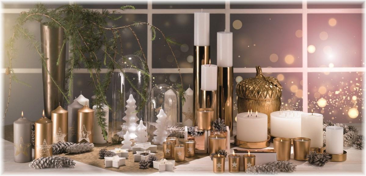 Weihnachtszeit ist Kerzen-Zeit