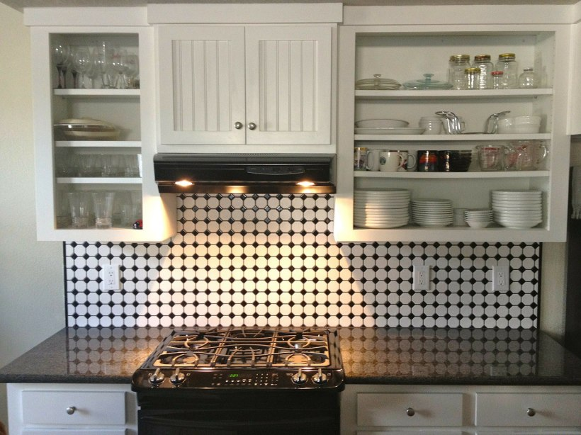 Küchenspiegel Als Schöne Deko - Bienenstube