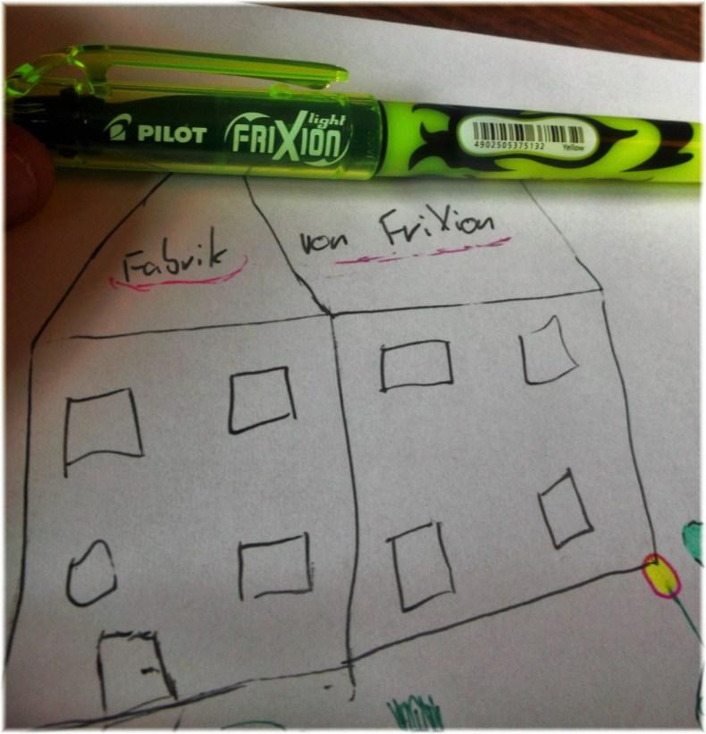 Stift und Bild