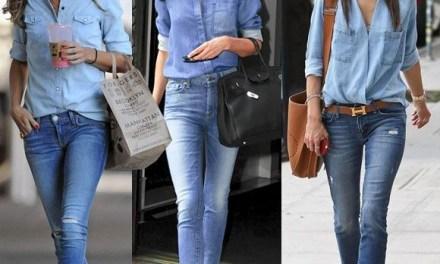 Camisa jean femenina: cómo adoptar la prenda a su look sin equivocarse
