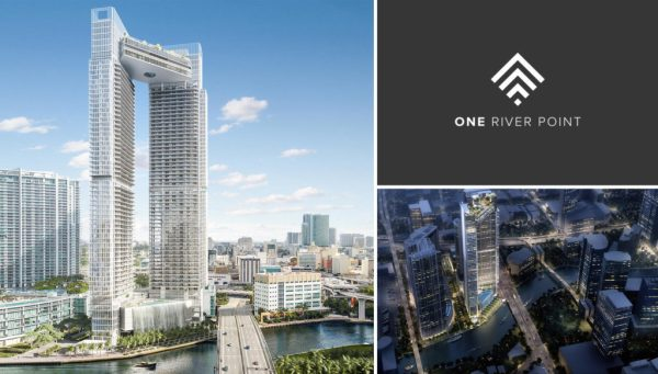 One River Point Miami: Lujoso Proyecto diseñado por el ...