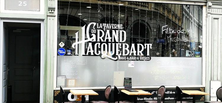 Façade de La Taverne du Grand Hacquebart.