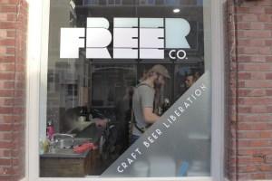 Free Beer straat