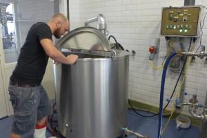 Tilburg Kraftbier brouwer