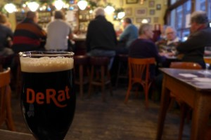 DeRat Utrecht sfeervol cafe