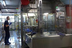 Onderhoud flessenvuller Texelse bierbrouwerij