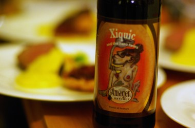 Xiquic And The Hero Twins, Amager (DK) und Cigar City (USA), Imperial Stout