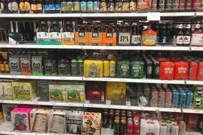 """Craft-Bier bei Coop ist oft nur """"Crafty"""" gehört also zu Grosskonzernen"""