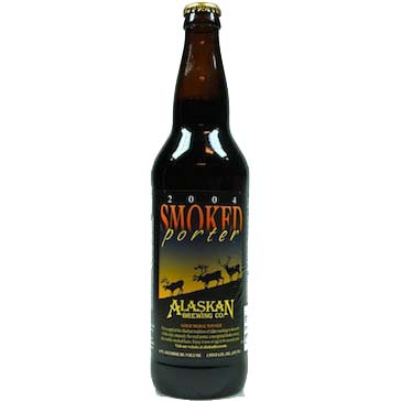 Alaskan – Alaskan 2004 Smoked Porter 65cl