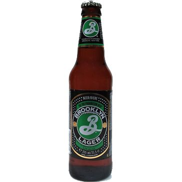 Brooklyn brew. – Lager 33cl
