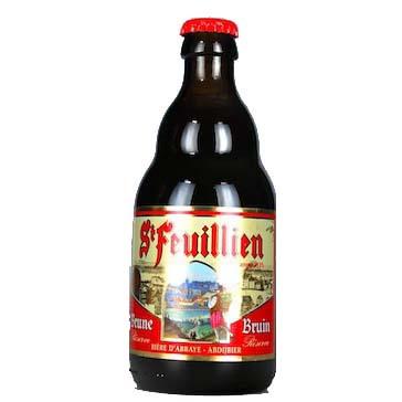 St Feuillien – Brune 33cl