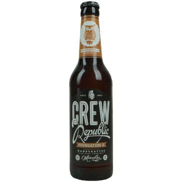 Crew Republic – Foundation Ii German Pale Ale 33cl