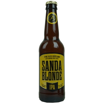 Fyne Ales – Sanda Blonde 33cl