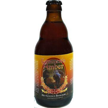 Het Gooisch Biergilde – Lammert's Amber 33cl