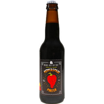 Het Uiltje – Pepperspray Porter 33cl