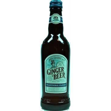 Crabbies – John Crabbies Cloudy Ginger Beer 33cl