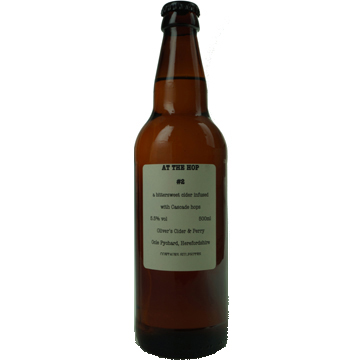 Oliver's Cider – At The Hop Cider 50cl