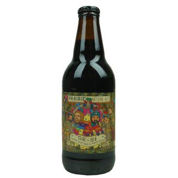 Prairie Artisan Ales – Ok-Sí Imperial Stout 35,5Cl