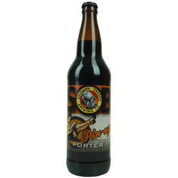 Southern Oregon Brewing -n Pin-Up Porter 65Cl