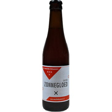 De Naeckte Brouwers – Zonnegloed 33cl