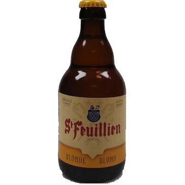 St Feuillien – Blond 33cl