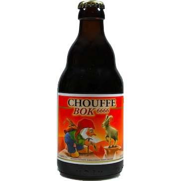 a'Chouffe – Chouffe Bok 6666 33cl
