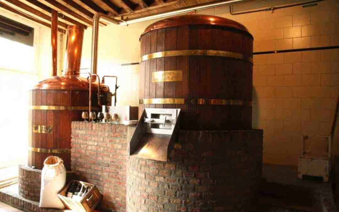 Bockbier van Stadsbrouwerij de Pelgrim uit Rotterdam