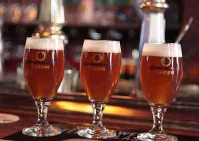 Bierproeverij in Leiden