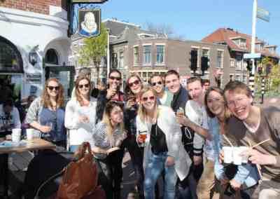 Wandeling bierhistorie en bierproeverij in Leiden